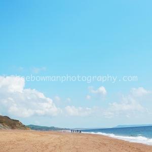 Burton Bradstock beach wm