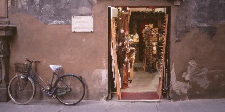Florence stationery shop